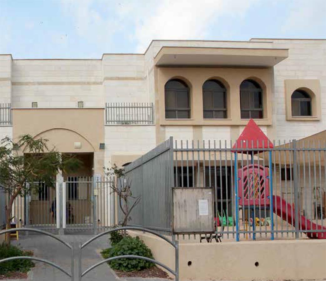 Structure des Crèches Zikhron Meir
