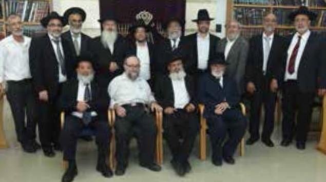 Réseau de collelim de rabbi meir baal haness