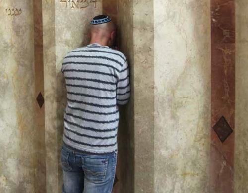 Le tombeau du Tsaddik Rabbi Meir Baal Haness